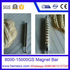 Magnetic Separator, Permanent Rod Magnet, Magnetic Filter, Magnet Bar pictures & photos