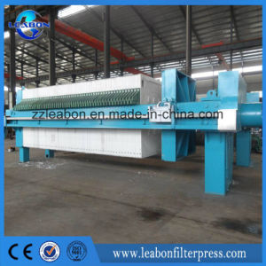Automatic Chamber Filter Press/Frame Oil Filter Press Machine/Oil Filter pictures & photos