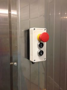 CE Industrial Sectional Door Opener, Gate Operator (BS-KGT1) pictures & photos