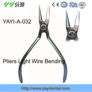 Pliers Light Wire Bending Plier Make Precise Loops CE Approved Light Wire Plier with Bending pictures & photos