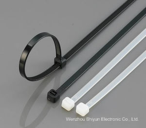 Self-Locking Cable Ties 300 X 4.8mm pictures & photos