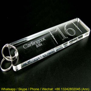 Top Selling Customize Acrylic Key Chain pictures & photos