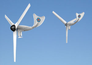 100W off-Grid Horizontal-Axis Wind Turbine Generator