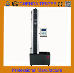 Wds-5 Electronic Universal Leather Tensile Strength Test Machine