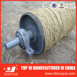 DIN Standard Stainless Steel Belt Conveyor Driving Pulley pictures & photos