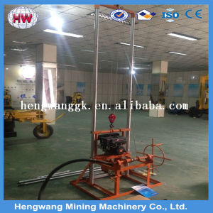Borehole Drilling Machine Down The Hole Drilling Rig pictures & photos