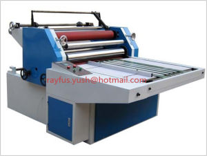 Auto Feeding Paper Sheet Pasting Machine pictures & photos