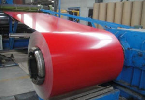 Prime PPGI Prepainted Galvanized Galvalume Steel Coil Supplier pictures & photos