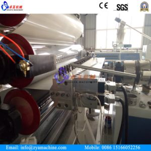 PVC Vacuum Forming Sheet Production Line/Extrusion Line for Door Panel pictures & photos