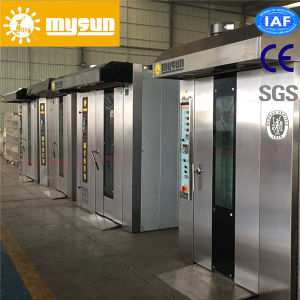 Mysun Brand Rotary Rack Oven Gas Power Source pictures & photos