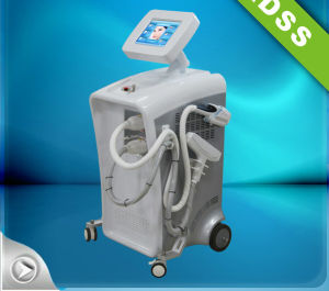 4 Handle Piece Hair Removal Machine IPL RF pictures & photos