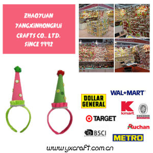 Christmas Decoration (ZY14Y526-1-2-3 20CM) pictures & photos