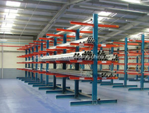 Ce Approved Warehouse Storage Heavy Duty Adjustable Cantilever Racking pictures & photos