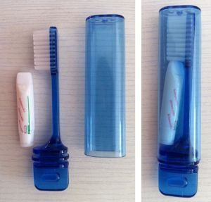 Airline Toothbrush