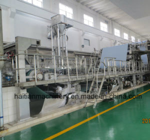 3400-5800mm Newspaper and Writing Paper Machine pictures & photos
