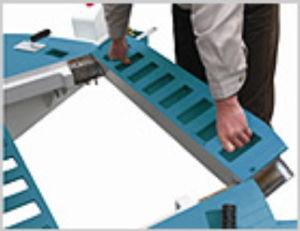Maxima Auto Body Alignment Bench B1e pictures & photos