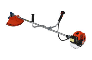 Professional Backpack Petrol Brush Cutter with Shoulder (CG430H) pictures & photos