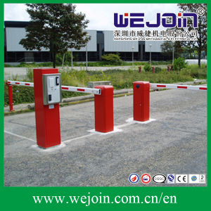 Infared Photocell Parking Barrier Gate for Anti - Bumping pictures & photos