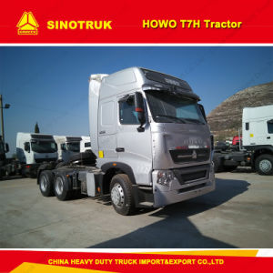 Sinotruk HOWO T7h 6X4 Tractor Head Truck pictures & photos