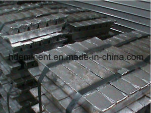 Die-Casting Alloy 99.99% Zinc Ingots pictures & photos