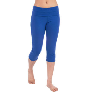 Yoga Fitness Tights Women Capri Fitness Wear of Crossfit Clothes (YG-56) pictures & photos