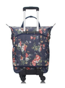 New Item Promotional Fashion Trolley Travel Luggage pictures & photos