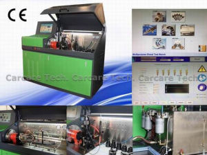 High Pressure Diesel Fuel Pump Test Bench for Injection Pumps pictures & photos