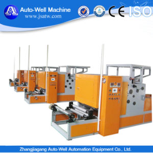 Aluminum Foil Rewinding Machine pictures & photos
