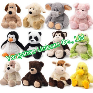 CE PP Cotton Soft Stuffed Animal Cow Plush Toy pictures & photos