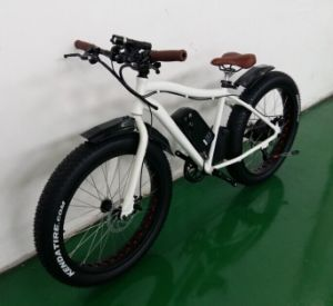 500W48V Samsung Battery Fat Mountain Electric Bike