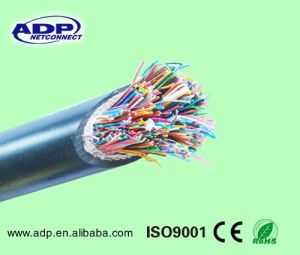 Duct 100-Pair Telephone Cable with PE Jacket pictures & photos