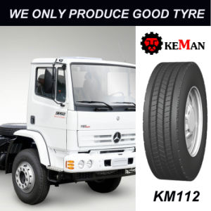 Km112 Steer Truck Tire, TBR Tire pictures & photos