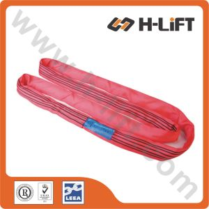 5t Polyester Round Lifting Sling to En 1492-2 pictures & photos