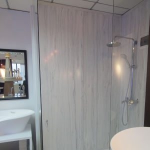 china solid surface shower surround solid surface bathroom wall panels china shower surround. Black Bedroom Furniture Sets. Home Design Ideas