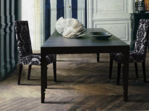 Restaurant Wood Furniture Solide Wood Dining Table and Chair (SD-17) pictures & photos