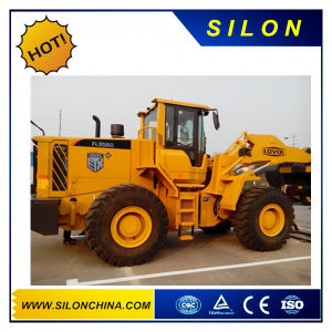 Lovol Wheel Loader FL958g-II (5ton) with Ce & ISO9001 pictures & photos