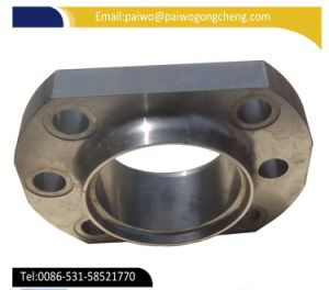 Forged Machining Precision Alloy Steel Welding Flange pictures & photos