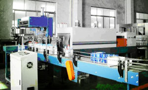 High Speed PE Film Wrapping Shrink Machine (WD)