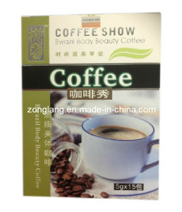 Coffee Show Brazil Body Beauty Slimming Coffee pictures & photos