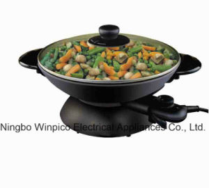 Electric Woks and Stir Fry Pans, 2-in-1