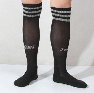 Custom Football Team Soccer Club Training Cheap High Quality Men′s Stockings pictures & photos