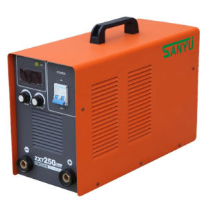MMA DC Inverter Arc Welder/Welding Machine pictures & photos