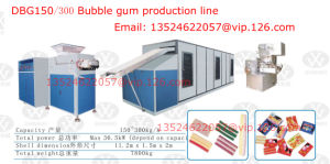Professional Bubble Gum Production Line for Sale with Ce Certification pictures & photos