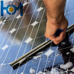 Realiable Manufacturer of Flat Toughened Solar Panel Glass pictures & photos