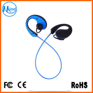 Fashion Fitness Running Stereo Suitable Lightweight Ear Hook Factory Price Smartphone Bluetooth LED Light Earphone (M967) pictures & photos
