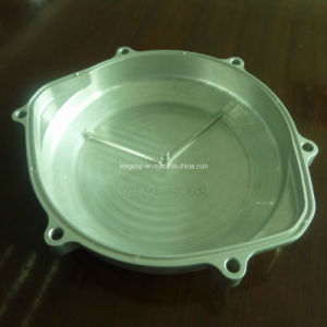 CNC Machined Parts& Engine Cover by CNC Machining (No. 0167) pictures & photos