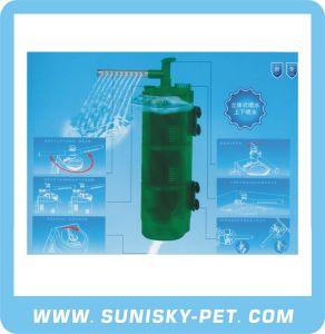 Aquarium Power Filter (SIF Series) pictures & photos