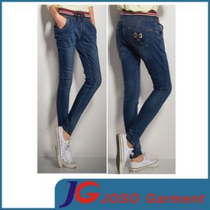 Fashion Girl Jeans Harem Denim Pants (JC1245) pictures & photos