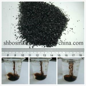 Bosman Black shiny flake potassium humate pictures & photos
