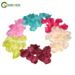 Mixed Colour Artificial Flower Rose Petals pictures & photos